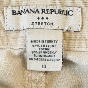 Banana Republic Pants - BANANA REPUBLIC Wide Leg Wide Hem Corduroys